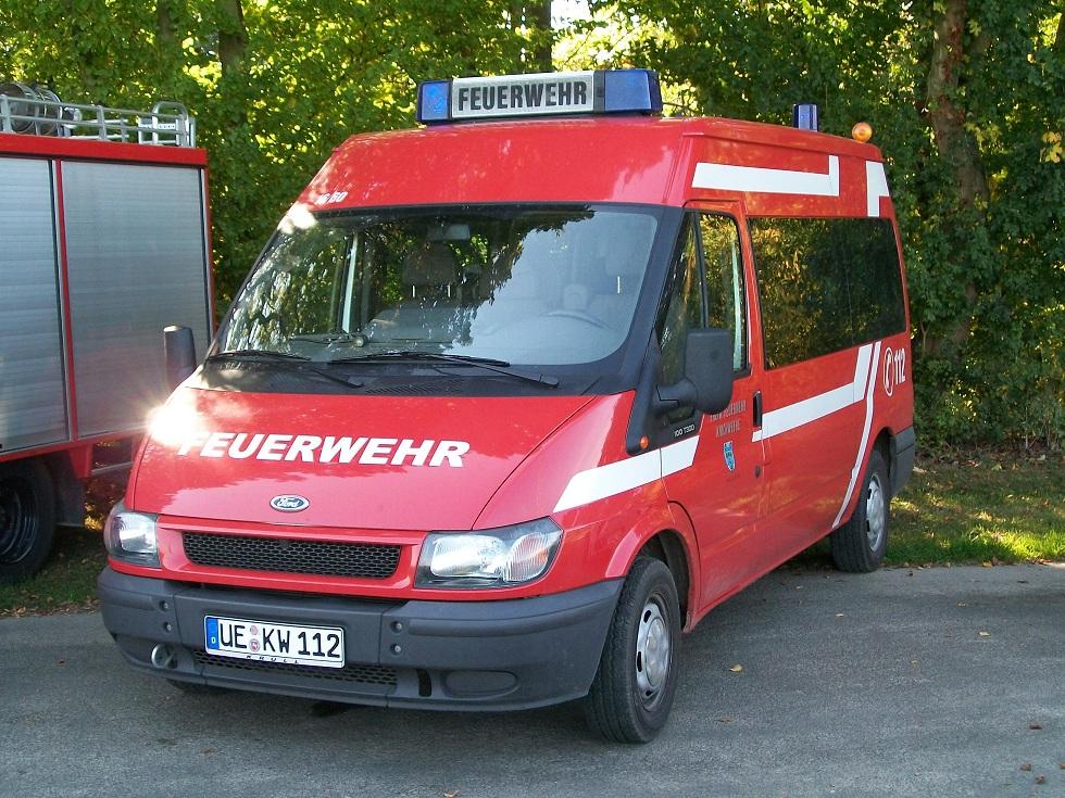 Mannschaftstransportwagen (MTW) // Florian Uelzen 15-17-21